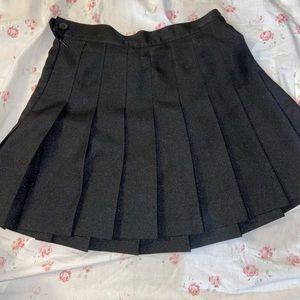 American Apperal flared skirt